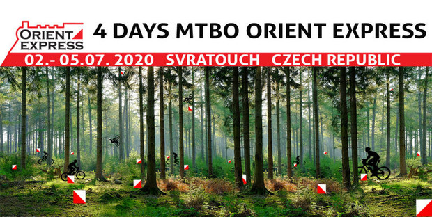 4 days MTBO ORIENT EXPRESS 2020
